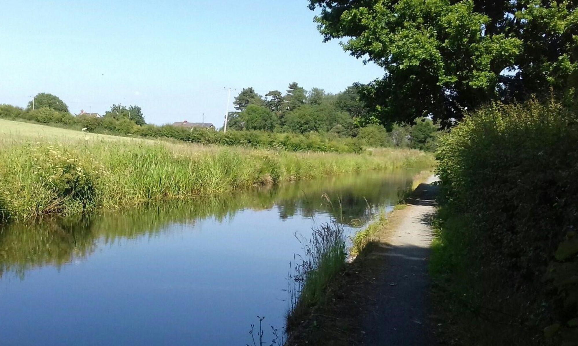 The Montgomery Canal - Camlas Maldwyn
