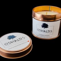 Scented Luxury Soy Candle Made in Shropshire